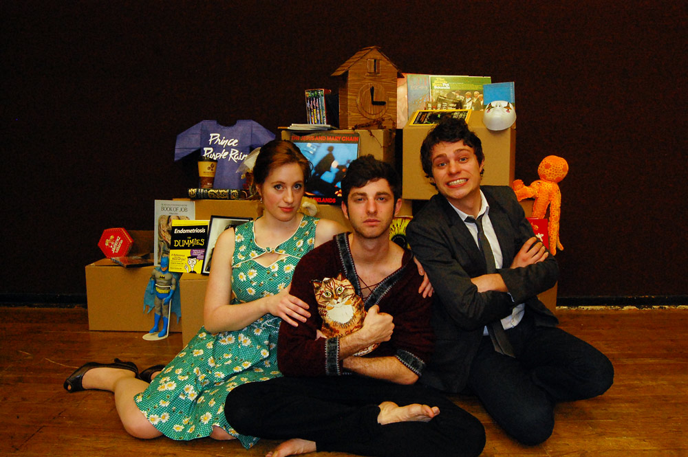 FSU Student Playwrights Win Honors at Regional Festival