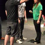 Jesus Christ Superstar Rehearsal