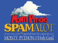 Monty Python Spamalot logo