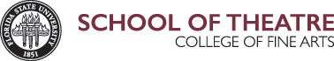 School of Theatre logo
