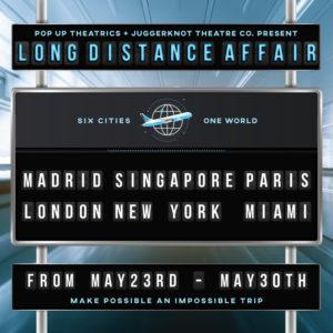 Long Distance Affair - Chari Arespacochaga
