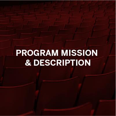 Program Mission & Description
