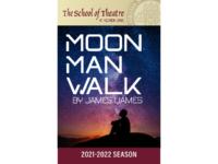 Moon Man Walk Playbill Cover